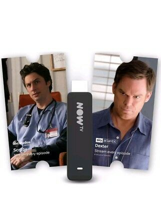 NOW TV Replacement Smart Stick with HD & Voice Search. Stick only.