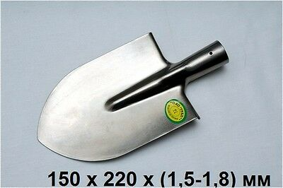 TITANIUM Shovel Universal Medium Size 100% Titanium ! Super light!