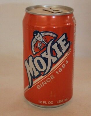 Moxie Soda Can, Since 1884, unopened