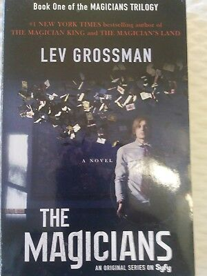 The Magicians by Lev Grossman (2009, Paperback)