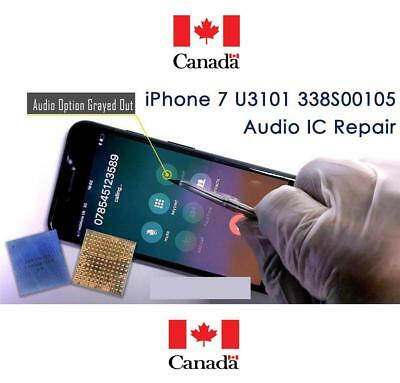 Main Audio IC Chip for Apple iPhone 7 & iPhone 7 Plus