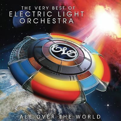 ELO (Electric Light Orchestra) CD : All Over the World: The Very Best FREE POST