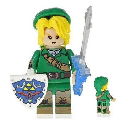 Link Mini figure The Legend of Zelda: Ocarina of Time