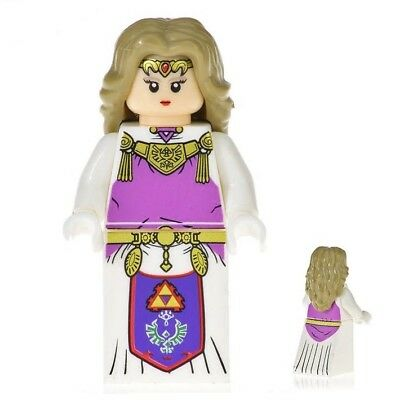 Princess Zelda Mini figure The Legend of Zelda