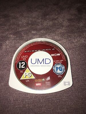 Spiderman 2 - PSP UMD Movie FREE POSTAGE