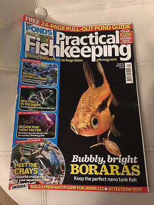 Practical fishkeeping magazine issue 05 Spring`16