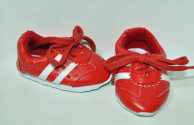 American Girl Doll Journey Girl Our Generation 18 Dolls Clothes Shoes Red Runner