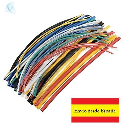 FUNDA TERMORETRACTIL TUBO 3 METROS 3-5mm Heat Shrink Tube Tubing