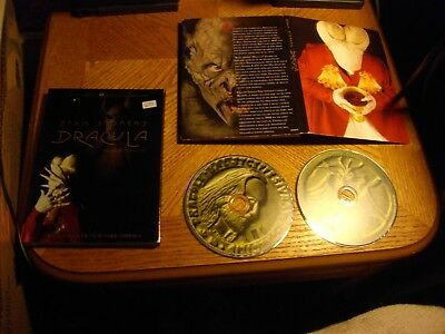 Bram Stokers Dracula (DVD, 2007, 2-Disc Set, Canadian Special Edition Bilingual)