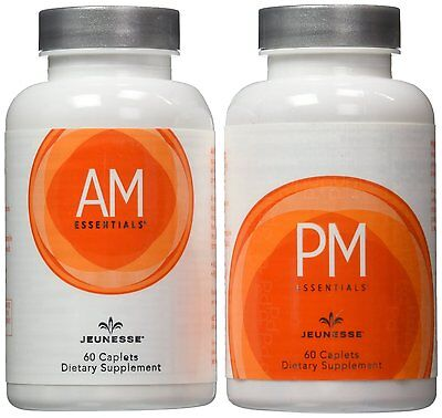 Jeunesse AMPM AM PM AM&PM  Immune System Improved Made in USA Exp 04/2020