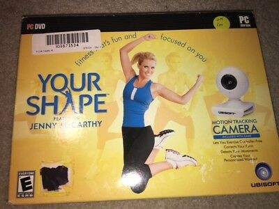 Your Shape Featuring Jenny McCarthy (PC, 2009)
