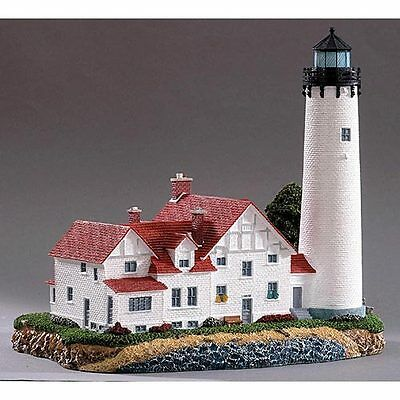 Harbour Lights Lighthouse POINT IROQUOIS MI #270 *Beautiful * FREE SHIP