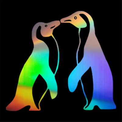 Multiple Color /& Sizes Penguin Drawing Vinyl Decal Sticker ebn947