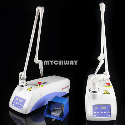 Surgical CO2 Engraver Cutting Acne Wrinkle Scar Reduce Skin Rejuvenation Machine