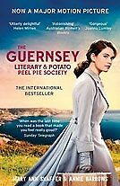 New The Guernsey Literary and Potato Peel Pie Society Film Tie-In By Mary Ann Sh