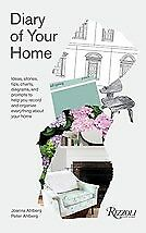 New Diary of Your Home By JOANNA AHLBERG, Peter Ahlberg