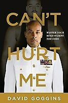New Can't Hurt Me By David Goggins