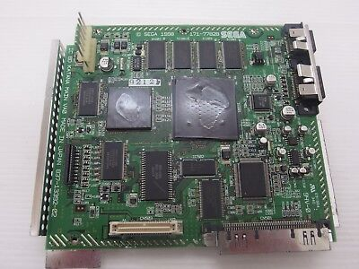 dreamcast console motherboard metal Fan official Japan Dreamcast Sega DC
