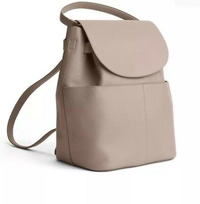 9da40869b9 CUYANA LEATHER BACKPACK - GENTLY USED - Made in Italy - Retail  375 ...