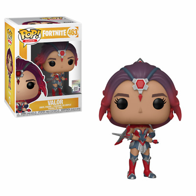 Funko POP! Vinyl Games: Fortnite S2 - Valor