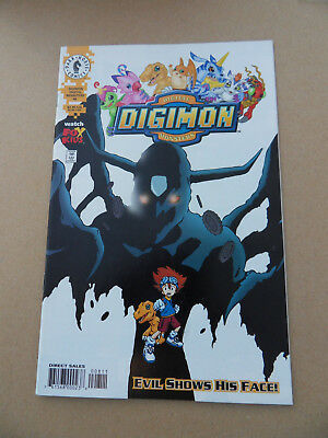 Digimon Digital Monsters 8 . Dark Horse 2000 . FN / VF