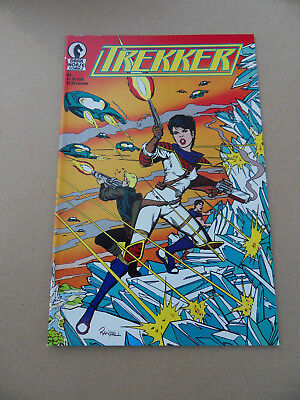 Trekker 5 of 6  . Dark Horse 1988 . VF - minus