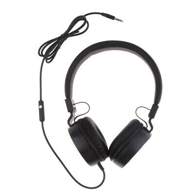 Noise Cancelling Headphones Over Ear Wireless Bluetooth Stereo Headset Audio