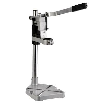 Aluminum Rotary Drill Press Stand And Work Station Drilling Collet 43mm -NEW US@