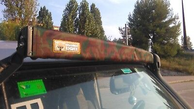 """offroad 4x4 protect led light bar 50""""/52""""/42""""/32""""/22"""" curved/strait militar"""