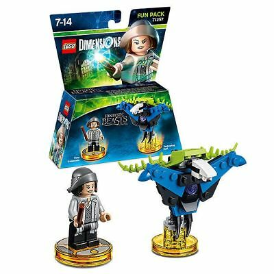 LEGO Dimensions 71257 Tina Goldstein Fun Pack - Brand New & Ready To Ship!!
