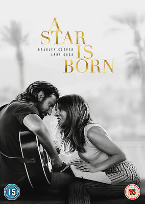 A Star is Born (DVD) Bradley Cooper, Lady Gaga, Andrew Dice Clay, Dave Chappelle