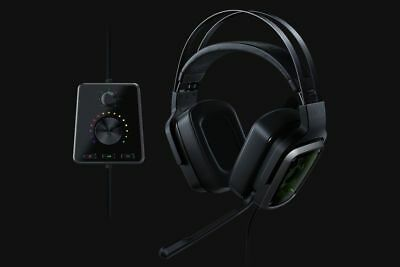 CUFFIE RAZER TIAMAT 2.2 V2 NERO BLACK SURROUND GAMING USB PS4 XBOX ONE PC MAC
