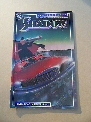 The Shadow   10 . DC 1988 . VF
