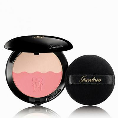 GUERLAIN Two-tone Blush & Highlighter duo 6,5 gr 02 rose neutre/neutral pink