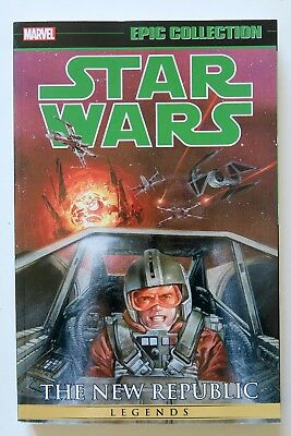 Star Wars The New Republic Vol 2 Marvel Epic Collection Graphic Novel Comic Book
