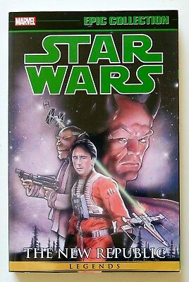 Star Wars The New Republic Vol 3 Marvel Epic Collection Graphic Novel Comic Book