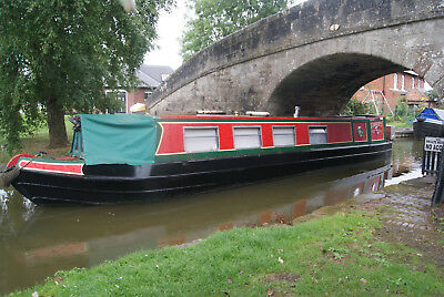 Tamiley - 46ft foot traditional stern narrow boat ***JUST ARRIVED***