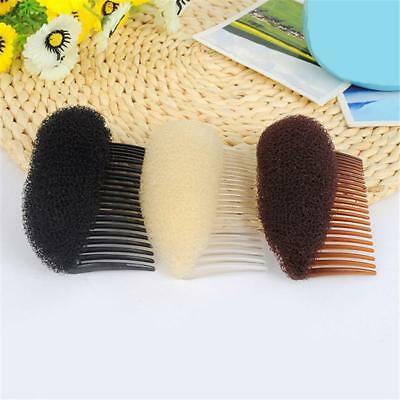 Women Hair Styling Tool Bun Maker Ring Donut Hairband Styler Accesoriess LIN