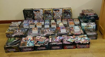 YuGiOh Bundle With Secret, Ultra, Super & Rare Mint Cards + BONUS FREE GOODIES