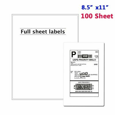 200 ROUND CORNER-SHIPPING Labels-Made in USA-Self Adhesive