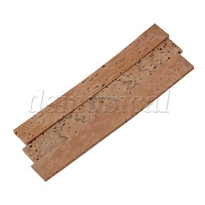 Natural Sax Saxophone Clarinet Neck Cork Sheet 2mm Pack of 10