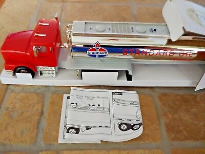 Amoco Talking Tanker Truck 1999 Limited Edition Serial # 08192