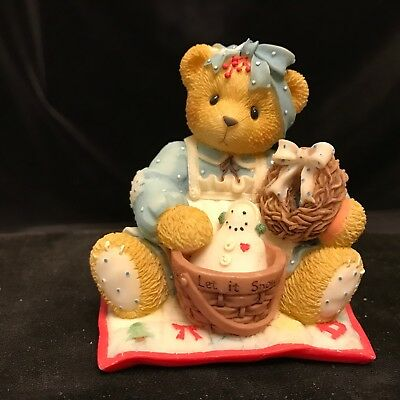 Cherished Teddies Suzanne #533785 - Home, Sweet Country Home