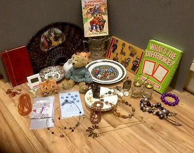 Job Lot Mixed Vintage/Modern/Collectable - All Sorts