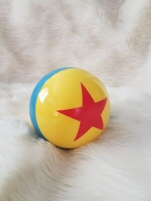 Disney Parks Pixar Fest Luxo Jr Thick Bouncy Ball New 2018 Disneyland Pixar Pier
