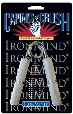 IronMind Captains of Crush Hand Gripper -  365 LBS ( No 4 )