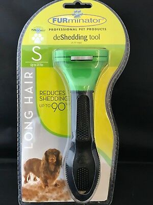 FURminator Deshedding Tool Short hair Small dog up to 20 lbs