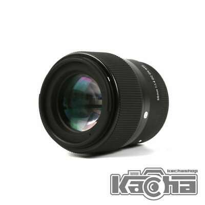 SALE Sigma 56mm f/1.4 DC DN Contemporary Lens for SonyE
