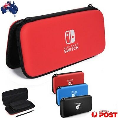 Nintendo Switch Shell Carrying Case Protective Storage Bag Cover