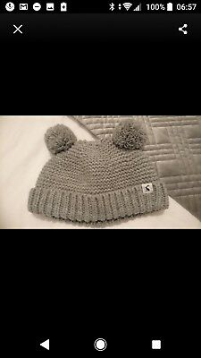 Joules Unisex Baby Hat Size 6-12months